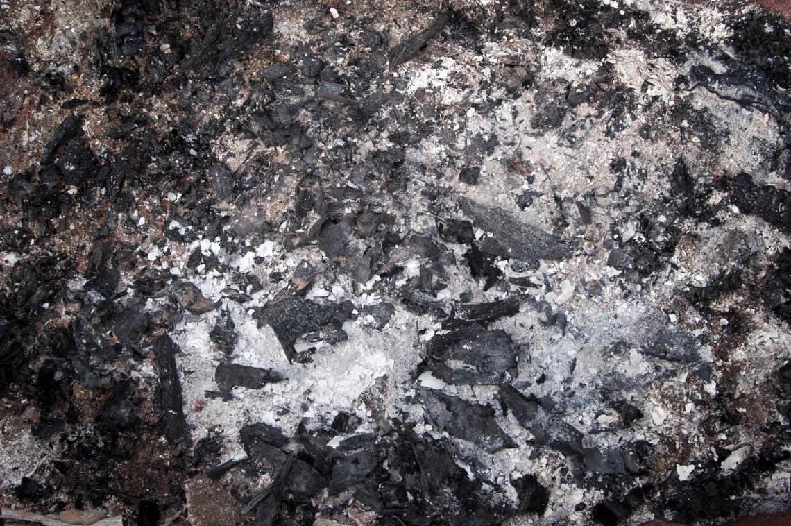 Wood Burnt